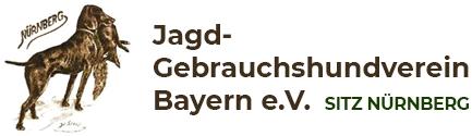 Jagd Gebrauchshundverein Bayern e.V. –Sitz Nürnberg